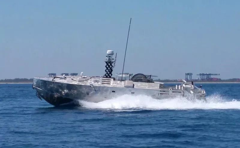 """警惕!美海军无人舰队即将""""浮出水面"""""""