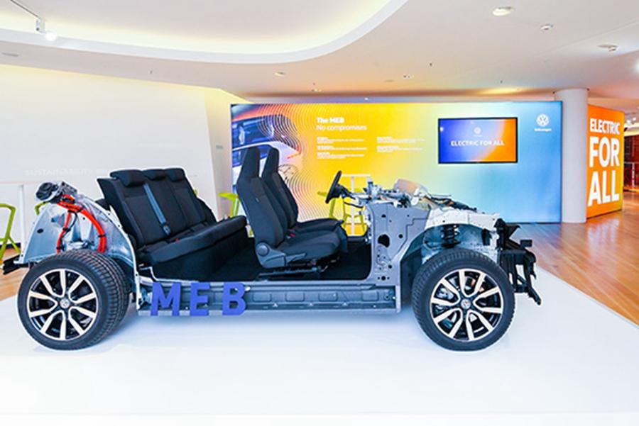 奥迪或将推出纯电动紧凑型SUV 2020年亮相